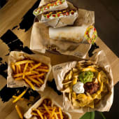 ¡NUEVO! Para 2: Chicken Burrito + Crunchywrap