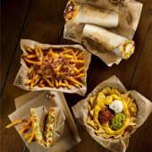 ¡NUEVO! Para 3: Quesarito +  Chicken Burrito + Crunchywrap