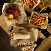 ¡NUEVO! Para 2: Crunchywrap + Quesarito