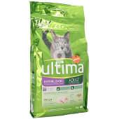 Alimento para gatos esterilizados con pollo