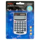 Aurora Calcolatrice tascabile mod. HC300V, display a 12 cifre, doppia alimentazione