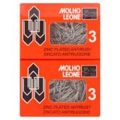 Molho Leone, Fermagli zincati, 200 pezzi
