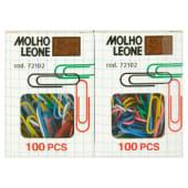 Molho Leone, Fermagli colorati, 200 pezzi