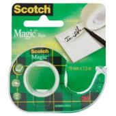 3M Scotch Magic Nastro adesivo invisibile 19mm x 7.5mt