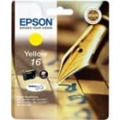 Epson Cartuccia d'inchiostro 16, giallo