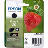 Epson Cartuccia d'inchiostro 29, nero