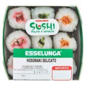 Esselunga, Hosomaki delicato 130 g