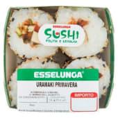 Esselunga, Uramaki primavera 130 g