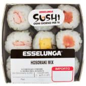 Esselunga, Hosomaki mix 135 g