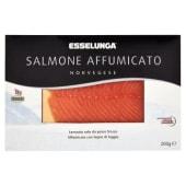 Esselunga, salmone affumicato norvegese 200 g