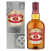 Chivas Regal, 12 Years Old Blended Scotch Whisky 70 cl