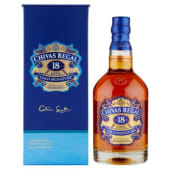 Chivas Regal, 18 Years Old Gold Signature Blended Scotch Whisky 70 cl