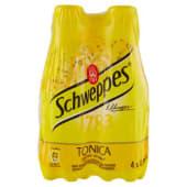 Schweppes, tonica conf. 4x250 ml, acqua tonica