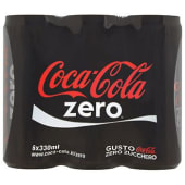 Coca-Cola, Zero conf. 6x330 ml
