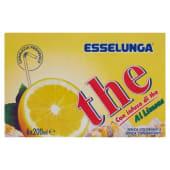 Esselunga, thè al limone conf. 6x200 ml