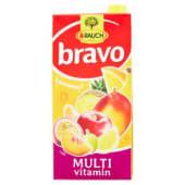 Rauch, Bravo multi vitamin bevanda al succo di multifrutta 2 l, 12 frutti