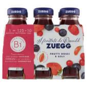 Zuegg, bevanda ai frutti rossi e goji conf. 6x125 ml