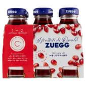 Zuegg, nettare di melograno conf. 6x125 ml