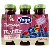 Yoga, Preziosa al mirtillo conf. 6x125 ml