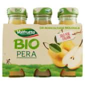 Valfrutta, Bio succo e polpa di pera conf. 6x125 ml