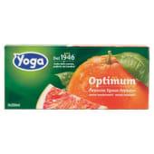Yoga, Optimum bevanda a base di arancia rossa conf. 6x200 ml