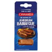 Cannamela, Sapori dal mondo mix speziato per american barbecue 30 g, mix speziato per American Barbeque