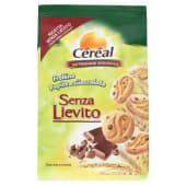 Céréal, Senza Lievito frollino pepite di cioccolato 250 g