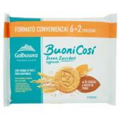 Galbusera, BuoniCosì conf. 8x50 g
