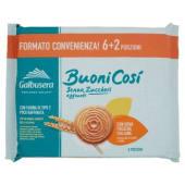 Galbusera, BuoniCosì conf. 8x55 g