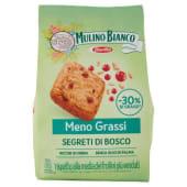 Mulino Bianco, Meno Grassi Segreti di Bosco 300 g