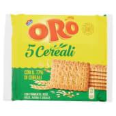 Saiwa, Oro 5 Cereali 400 g