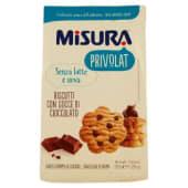 Misura, Privolat biscotti con gocce di cioccolato 320 g