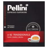 Pellini, Espresso Superiore n°42 tradizionale conf. 2x250 g