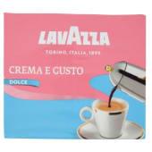 Lavazza, Crema e Gusto dolce conf. 2x250 g