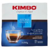 Kimbo, Aroma italiano conf. 2X250 g