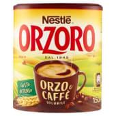 Nestlé, Orzoro orzo e caffè solubile 150 g