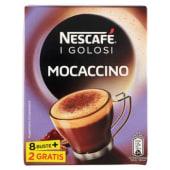 Nescafé, Gold mocaccino preparato solubile conf. 10x8 g
