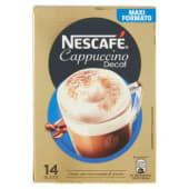 Nescafé, Gold cappuccino decaf preparato in polvere conf. 14x12,5 g