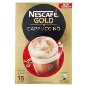 Nescafé, cappuccino preparato in polvere per cappuccino conf. 15x14 g