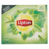 Lipton, Vivacemente classico Tè Verde 50 filtri 65 g