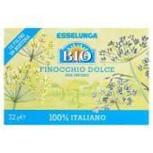 Esselunga Bio, Finocchio dolce per infuso 16 filtri 32 g