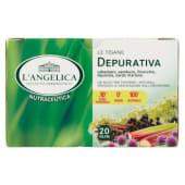 L'Angelica, Le Tisane Depurativa 20 filtri 40 g