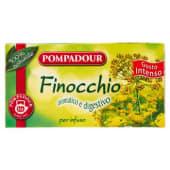 Pompadour, Finocchio per infuso 20 bustine 44 g