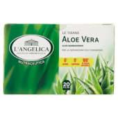 L'Angelica, Nutraceutica Le Tisane Aloe Vera 20 filtri 26 g