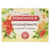 Pompadour, Le Tisane Rigenerante 15 filtri 30 g