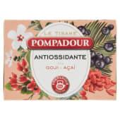 Pompadour, Le Tisane Antiossidante 15 filtri 45 g