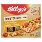 Kellogg's, mandorle miele e semi barrette conf. 4x32 g