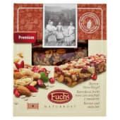 Fuchs, Premium barretta ai frutti rossi con arachidi e mandorle conf. 4x32 g