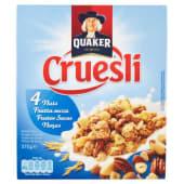 Quaker, Cruesli frutta secca 375 g