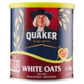 Quaker, White Oats fiocchi d'avena 500 g